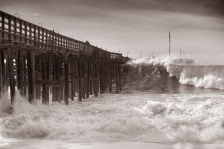 17 best images about pier on pinterest steam boats back for Ventura pier fishing