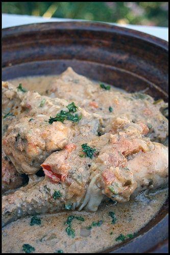 Poulet Zanzibar de Paul Merrett | Chez Becky et Liz, blog de cuisine anglaise