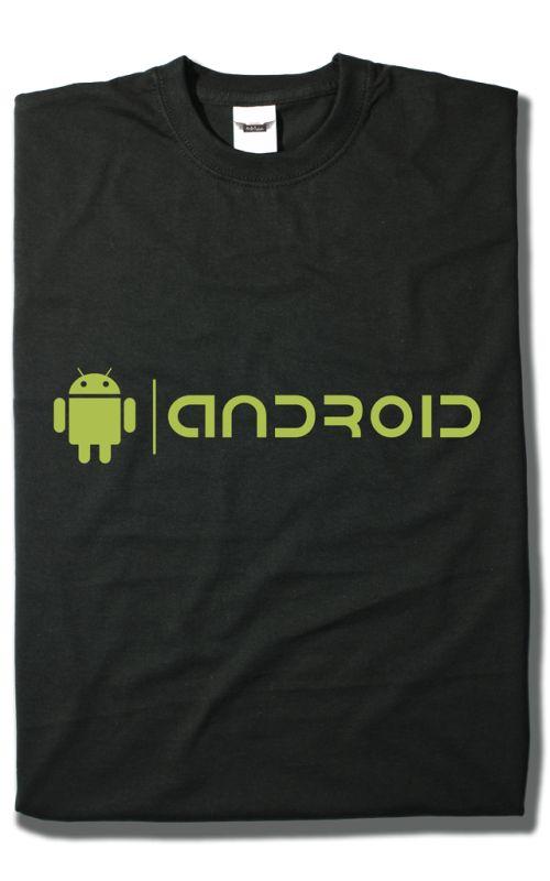 Camiseta de Android v2