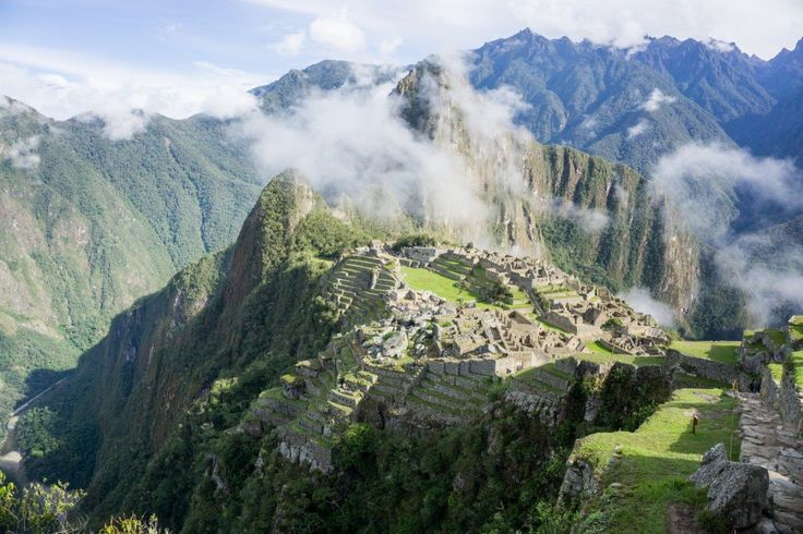 How to buy your ticket for Machu Picchu