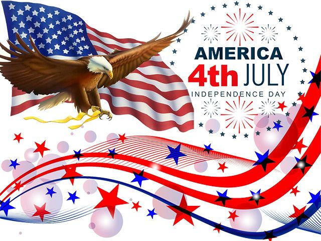 july 4th holiday usa 2015