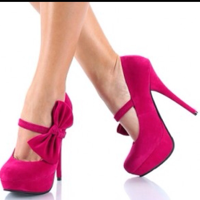 1000  images about Shoes I love on Pinterest | Hot pink pumps ...