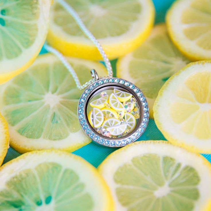 At Origami Owl, we believe when life gives you lemons, make lemonade! Capture every moment in a Living Locket and share your story with us!