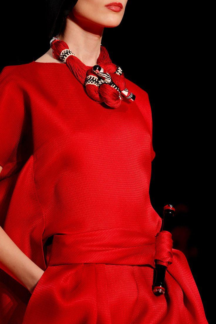 What Queen Rhaella Targaryen would wear; Giorgio Armani Privé Spring - Summer 2013