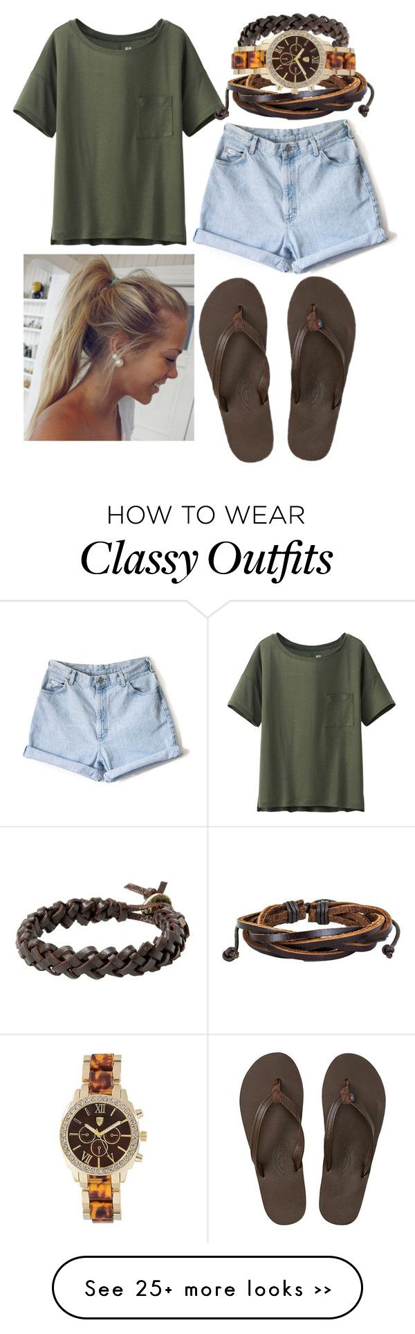 """""""Classy and Chic"""" by lauren-vittorio on Polyvore"""
