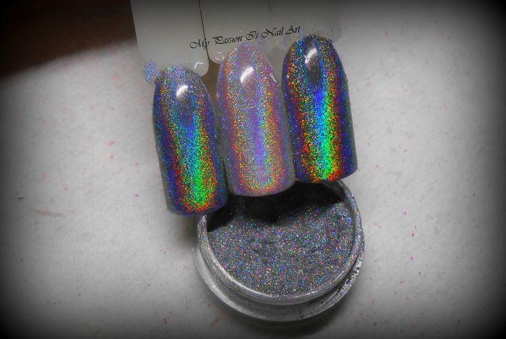 Unicorn/rainbow nails - tutorial effetto unicorno/arcobaleno/olografico