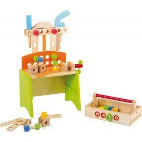 """Hračkárska dielňa """"malý kutil"""""""