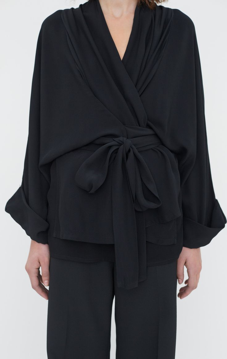 Rodebjer Kimono Tennessee Twill