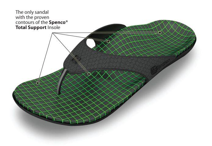 Spenco Yumi - Men's Orthotic Sandal