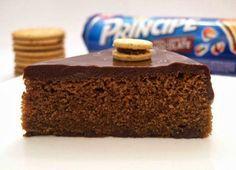Varomeando: Tarta de galletas príncipe
