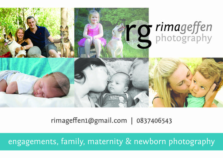 Rima Geffen Photography I capture your most special moments, with your babies, family and pets and photographically express the engagement of love. Photographer: specializing in engagements, pets, family, couples babies and maternity. http://parentinghub.co.za/directory/listing/rima-geffen-photography