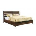 $1124.00  PULASKI Furniture - Tangerine 355 Cal King Panel Bed - 355180-6-2