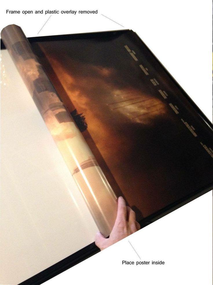 The 45 best Cinema Light Box Poster Frames images on Pinterest ...