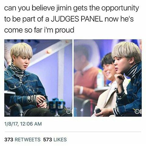 YAH JIMIN REMEMBER THAT UR STILL A SMOL BEAN TO AMRY ALRIGHT?!?!