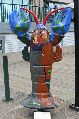 There are lots of neat things to see along the Halifax Waterfront! #Travel