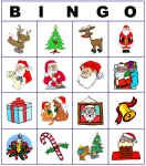 THE BEST FREE SITE EVER - customize your own bingo cards, hundreds of themes for all age groups.  I see Valentine Bingo in our future!