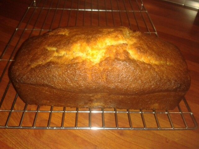 What to do with 2 black bananas? Make a Banana loaf