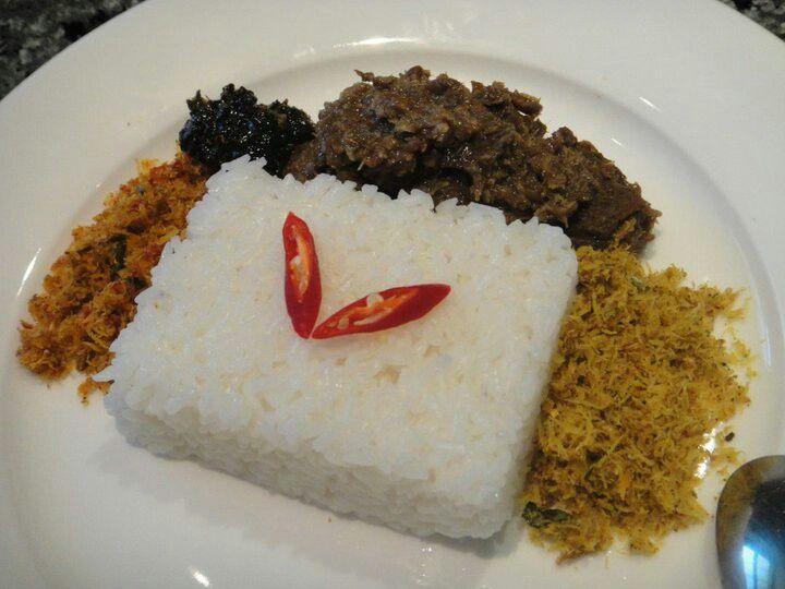 Homemade Nasi Krawu