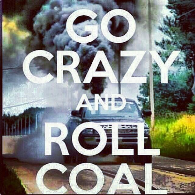 82 best images about Rollin coal on Pinterest  Dodge ram trucks