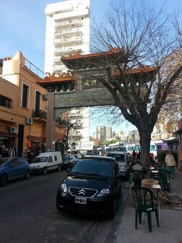 Barrio Chino, Buenos Aires