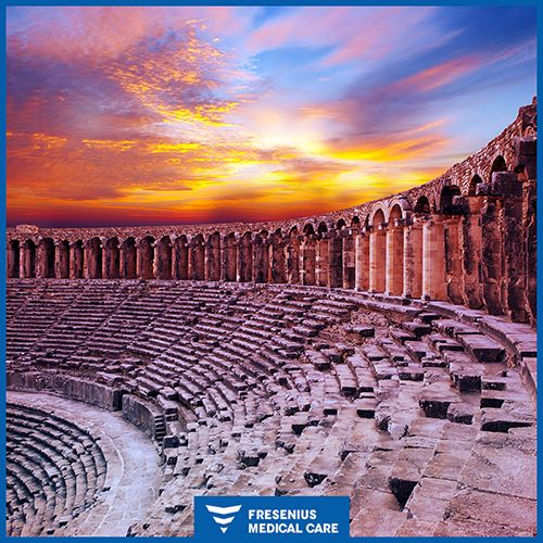 Antalya is one of the most beautiful cities in Europe with its astonishing natural beauty and a wealth of history.