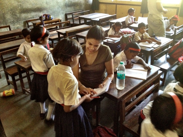 "global volunteer experience in india Afs is an inclusive educational community of global  ""this learning experience [being on international volunteer exchange  — afs india volunteer."