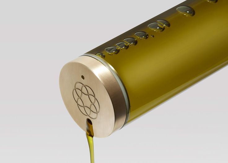 Artisanal oil brand By Evolve has packaged its organic extra virgin olive oil in a reusable bottle.