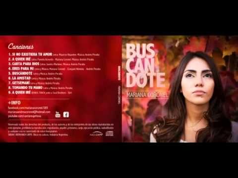 Mariana Coronel - Disco completo: Buscándote