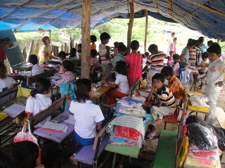 Volunteer Abroad in Ghana, India, and Honduras