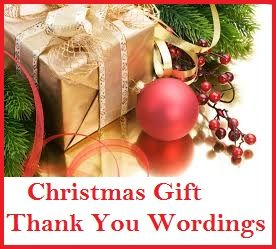 Christmas Thank You Messages: Thank You Messages For ...