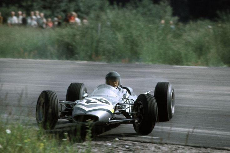 1967 Freddy Kottulinsky, Lotus 41