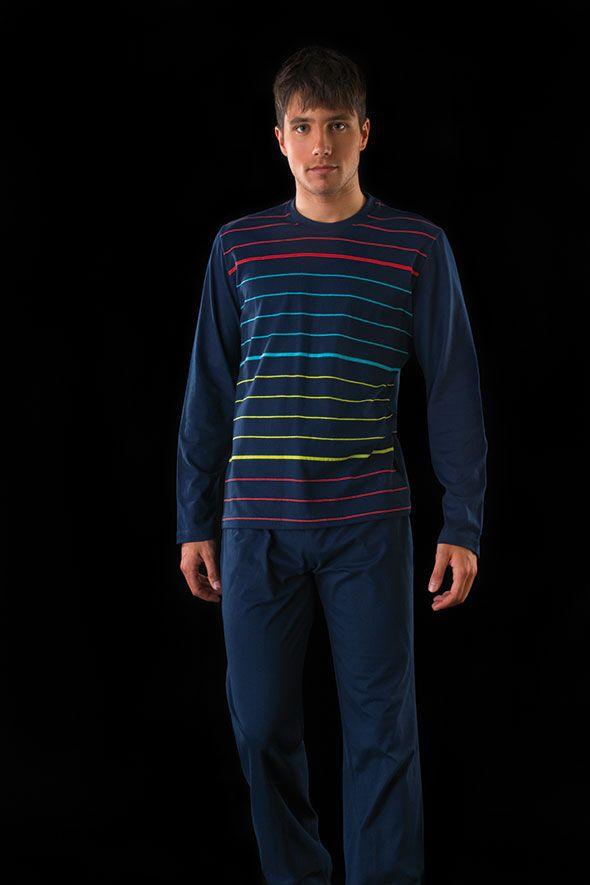 Catálogo ropa interior y pijamas para hombre temporada Otoño/Invierno