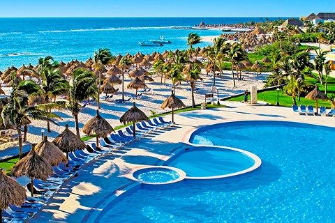 #Finnmatkat Grand Sirenis Riviera Maya - Akumal, Meksiko - finnmatkat.fi