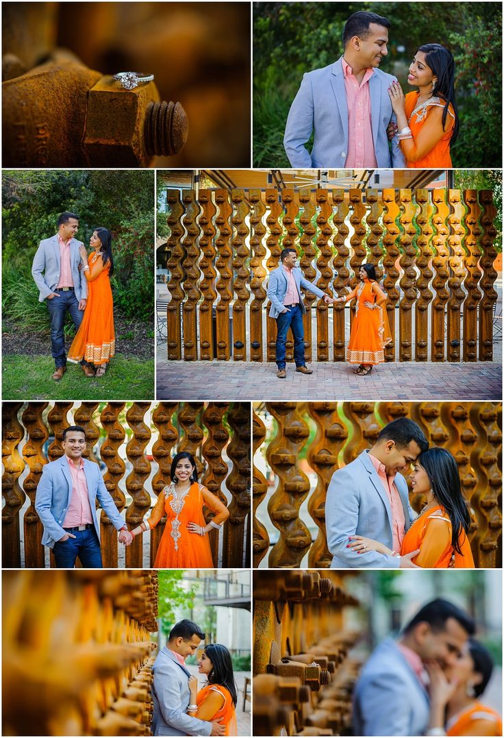 Indian Engagement Session San Antonio Texas