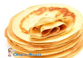 How to make Fresh lumpia wrapper or crepes - This are made by pouring batter onto a pre heated frying pan, often gre...