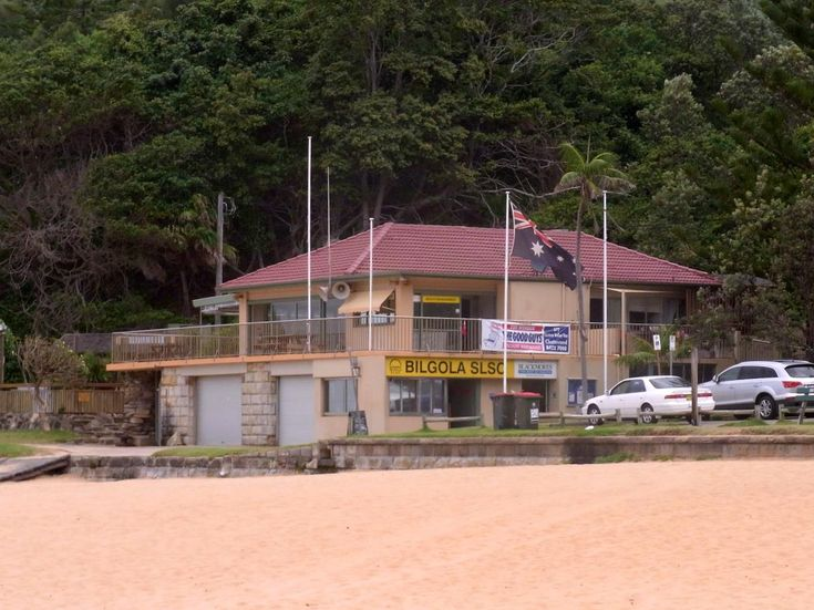 Bilgola Beach, New South Wales - Wikipedia