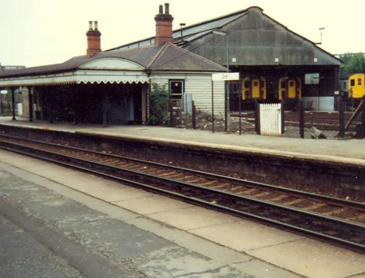 Ore Railway Station (ORE) in Hastings, East Sussex