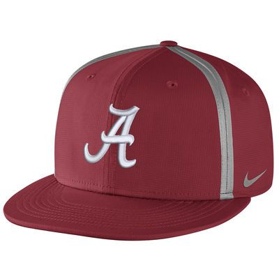 Men's Nike Crimson Alabama Crimson Tide Championship Drive True Adjustable Snapback Hat
