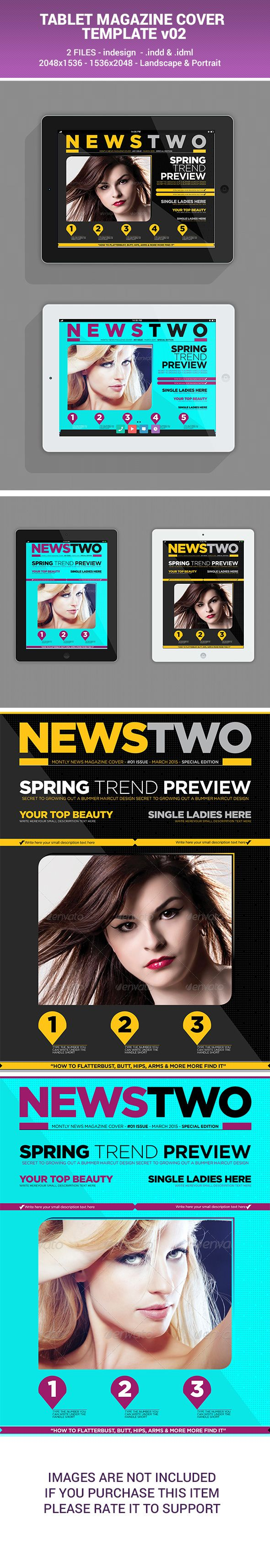 Best 25 magazine cover template ideas on pinterest booklet ipad and tablet magazine cover template digital magazine digital publishing tablet magazine pronofoot35fo Gallery