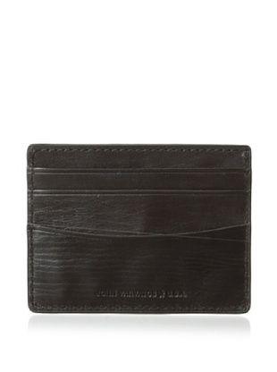 47% OFF John Varvatos Men's Barrett Card Case (Chocolate)