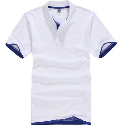 Pánské tričko s límečkem bílo-modré – pánská trička + POŠTOVNÉ ZDARMA Na tento produkt se vztahuje nejen zajímavá sleva, ale také poštovné zdarma! Využij této výhodné nabídky a ušetři na poštovném, stejně jako to udělalo …