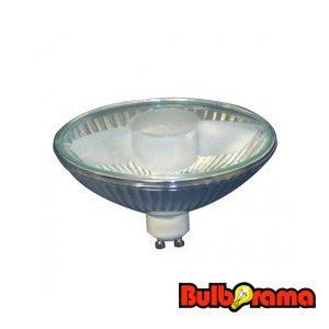 75 WATTS AR111 GU10 BASE PAR36 HALOGEN FLOOD LIGHT BULB WITH GLASS COVER 120 VOLTS LONG LIFE AR111 GU10 BULB by Unknown. $15.99. 75 WATT AR111 OR PAR36 FLOOD FRONT GLASS HALOGEN LIGHT BULB - 120 VOLT - GU10 BASE - 25 DEGREE BEAM SPREAD - Industrial Grade MR16 halogen lamps last up to 4 times longer than standard halogen bulbs! Industrial Grade MR16 halogen bulbs use a quartz envelope for durability and pure tungsten for longer life. Precision reflectors provide...