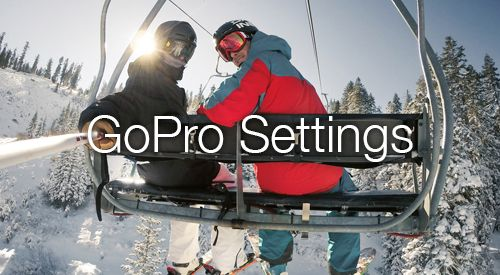 The best GoPro settings can be hard to find. What are you filming? Your car, surfing, your kids? All can require different settings to optimize your video.
