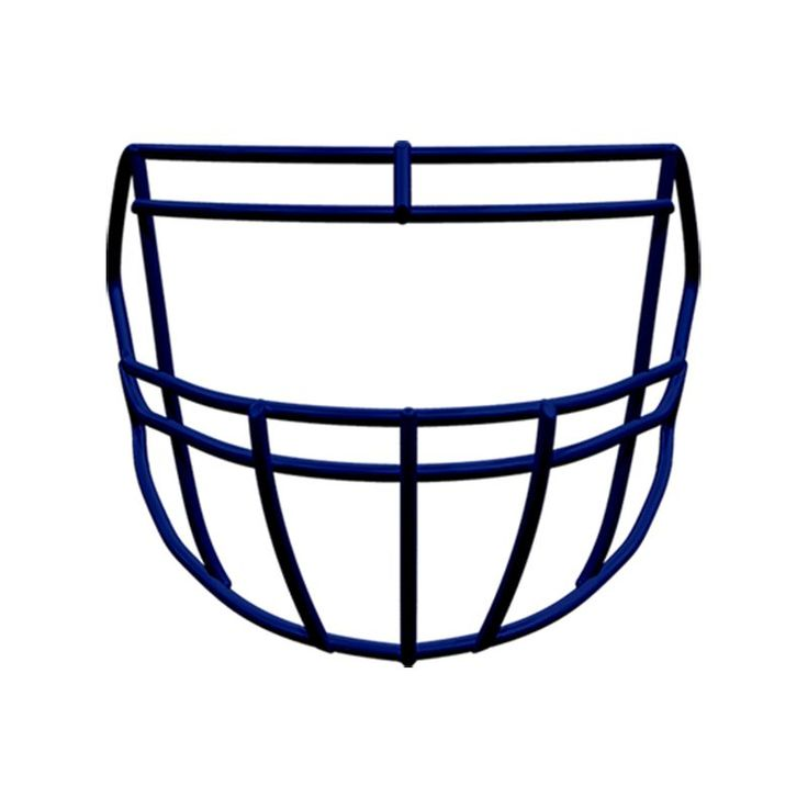Riddell S2BD-SP Football Facemask, Blue