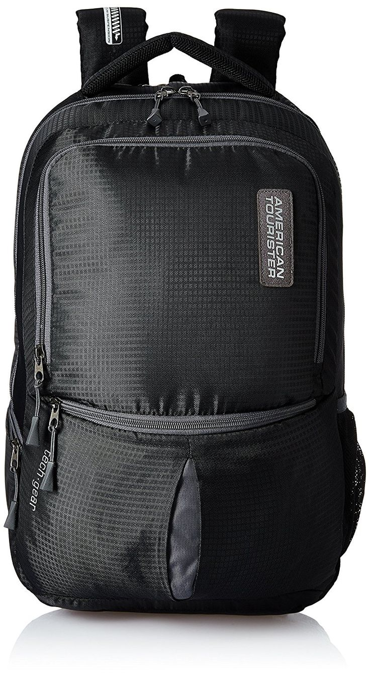 Diy laptop backpack - American Tourister Polyester 28 Ltrs Black Laptop Backpack 28