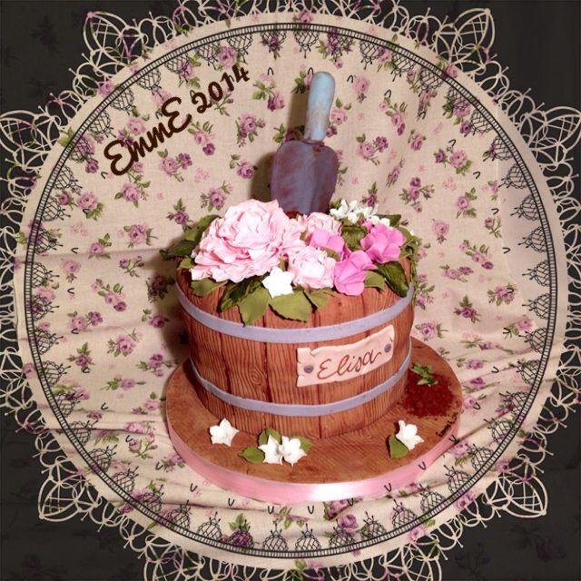 Birthday cake for My Granny