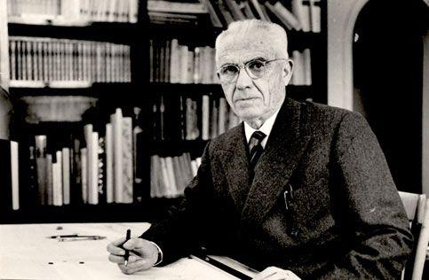 Pier Luigi Nervi (1891 - 1979)