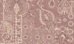 Tapet vinil mov floral PC 2706 Grand Deco Persian Chic