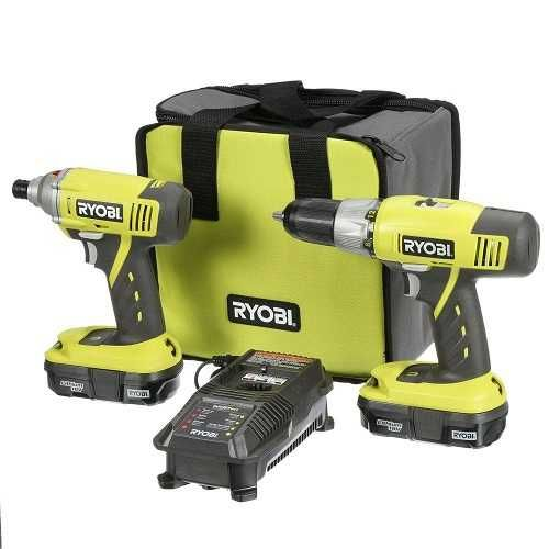 Ryobi 18V P1811 ONE+Drill Driver Kit + Impact Driver Combo   STEPS TO FOLLOW:  Add Ryobi 18V P1811 ONE+Drill Driver Kit to the Cart Add to cart, then add the Ryobi P237 18-Volt 3-Speed 1/4″ Impact Driver (Tool Only) ($59) to reach $158 – $79 off automatically in cart = $79 with...