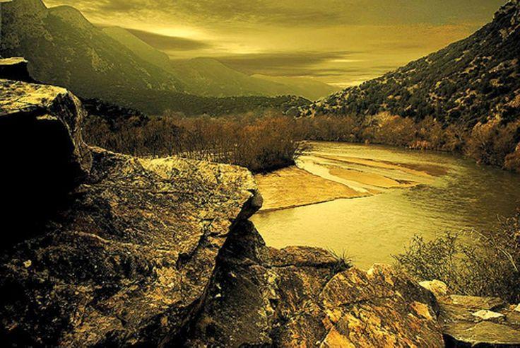 Nestos River Xanthi